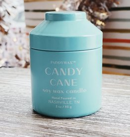 3oz. Candle Tin - Candy Cane