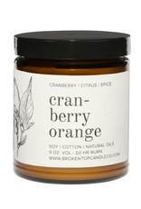 Cranberry Orange Candle