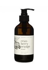 Cranberry Orange Soap - 8 oz.