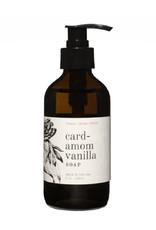 Cardamom Vanilla Soap - 8 oz.
