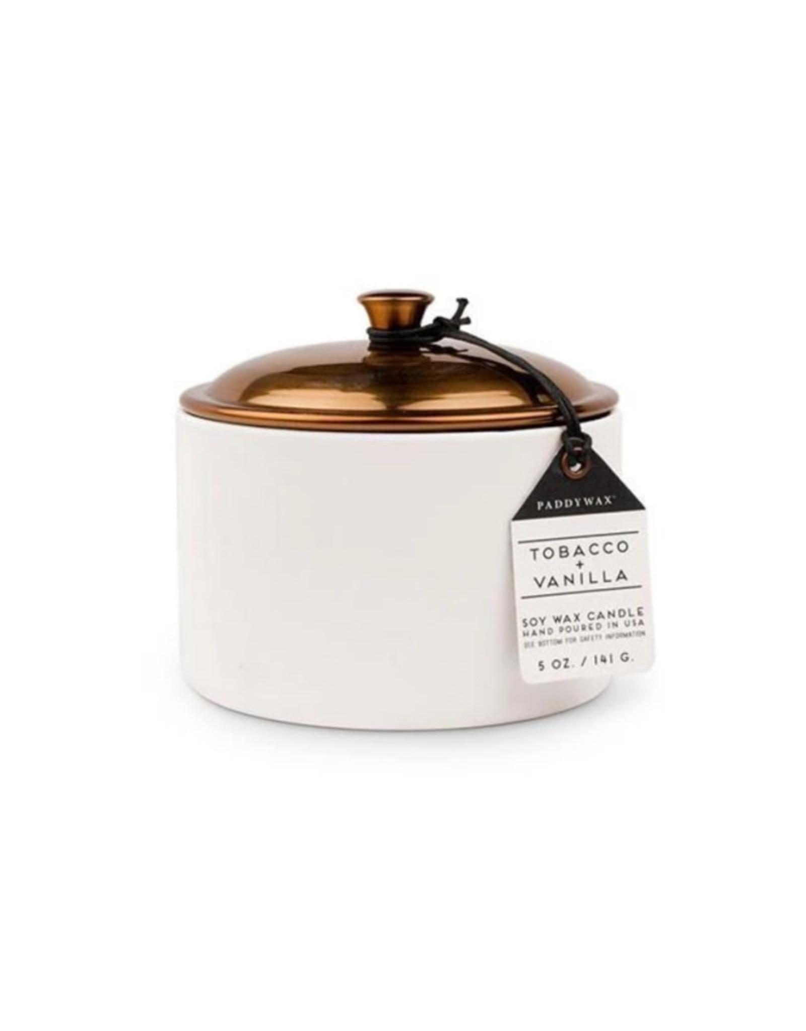 Hygge Candle - Tobacco & Vanilla - 5oz.