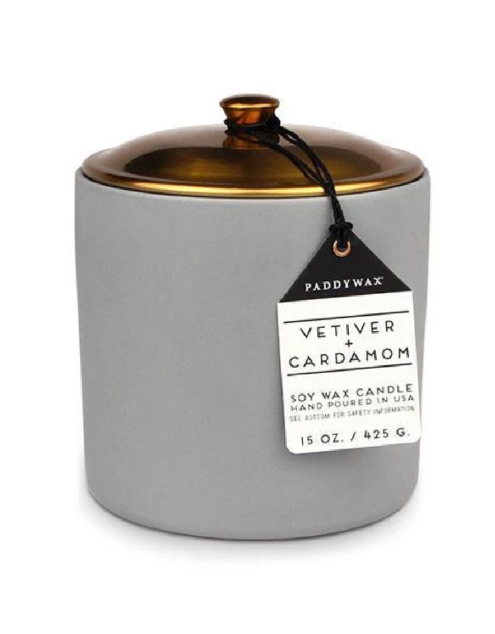 Hygge Candle - Vetiver & Cardamom - 15 oz.