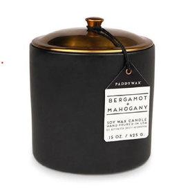 Hygge Candle- Bergamot & Mahogany - 15 oz.