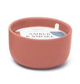 Wabi Sabi Candle - Amber & Smoke - 3.5 oz.