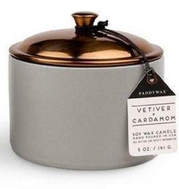 Hygge Candle - Vetiver & Cardamom - 5 oz.