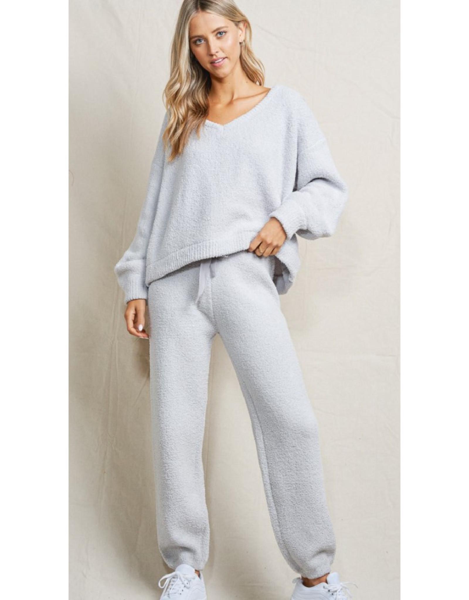 Fuzzy Lounge Pants