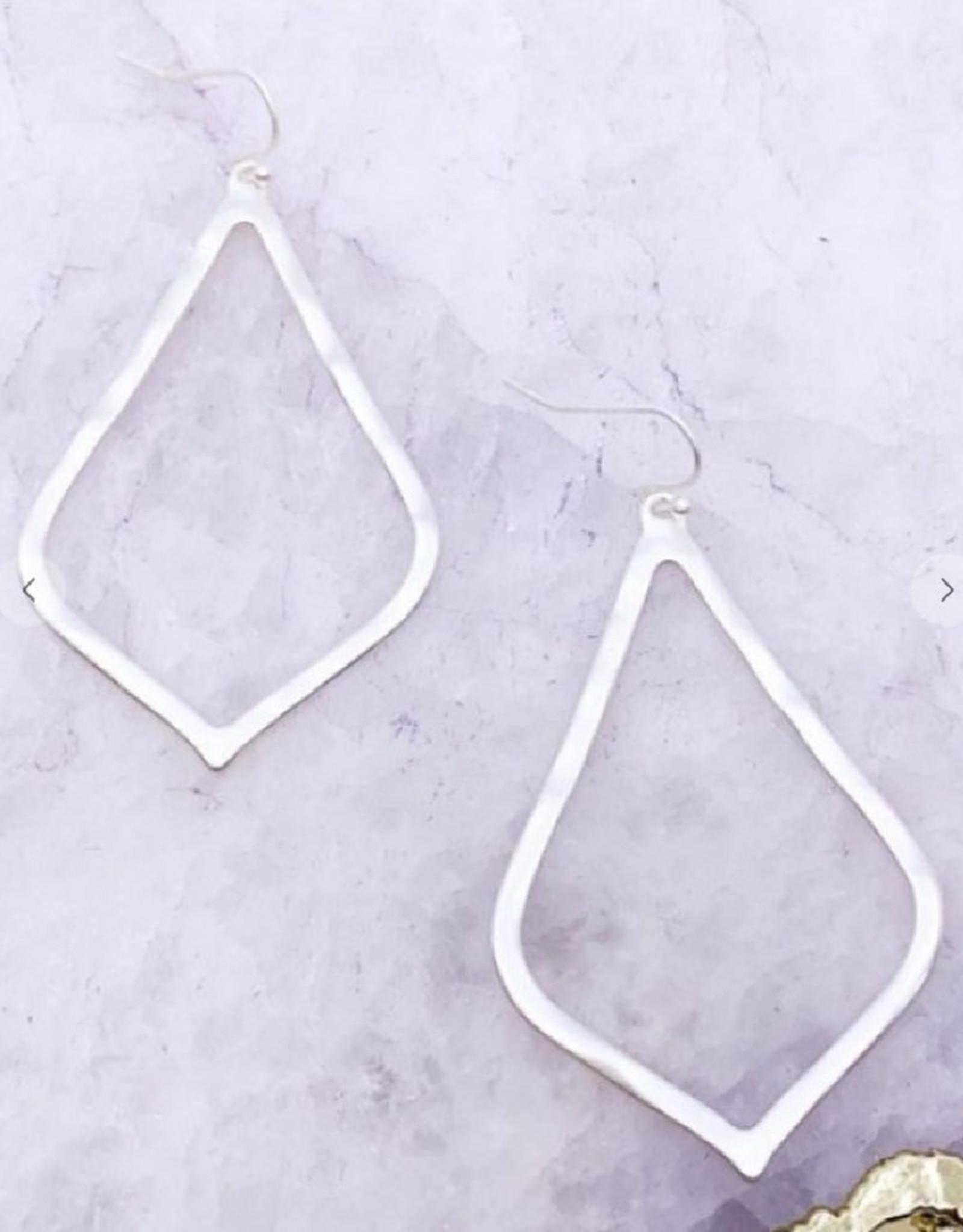 Kite Shaped Earrings