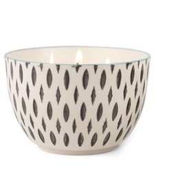 Earl Grey & Lavender Painted Bowl Candle - 12.5 oz.