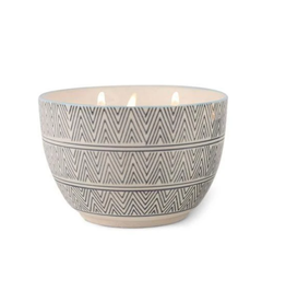Sea Salt & Sage Painted Bowl Candle - 12.5 oz.