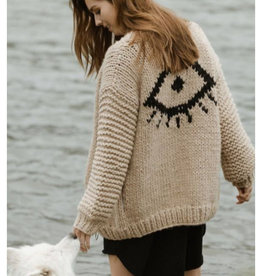 All Seeing Cardigan