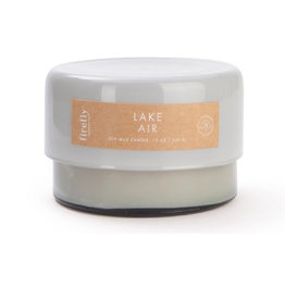 Firefly Botany Candle with Lid - Lake Air 13 oz.