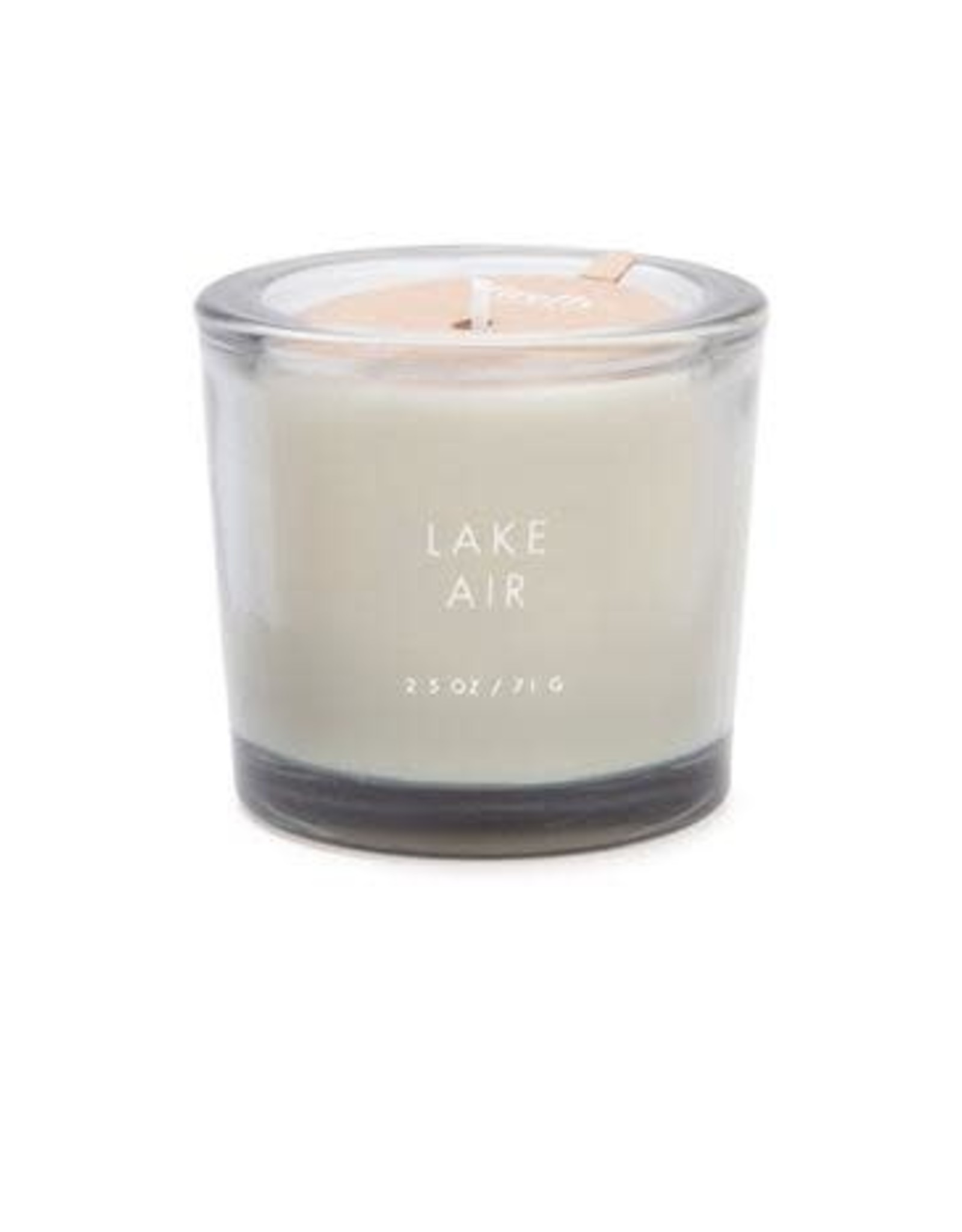 Firefly Botany Votive Candle - Lake Air 2.5 oz.