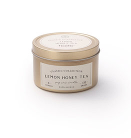 Firefly Classic Candle Tin - Lemon Honey Tea 6 oz.
