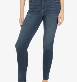Diana High Rise Fab Ab Skinny Jean