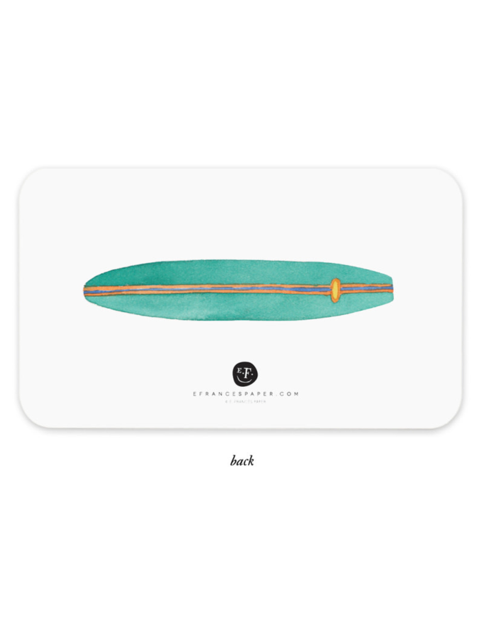 """""""Surf Bus"""" Little Notes"""