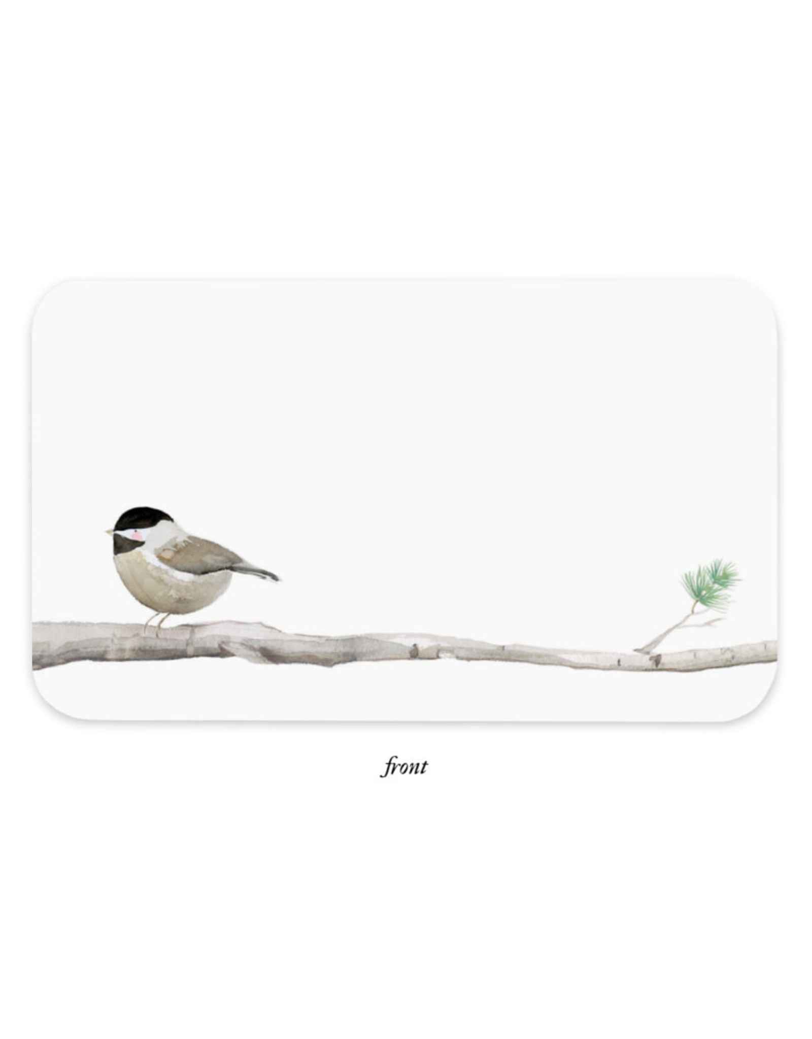 """Chickadee"" Little Notes"