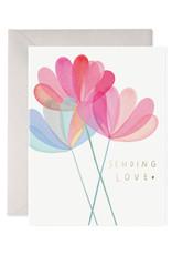 """Sending Love"" Card"