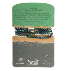 Scout Wrap - Azurite