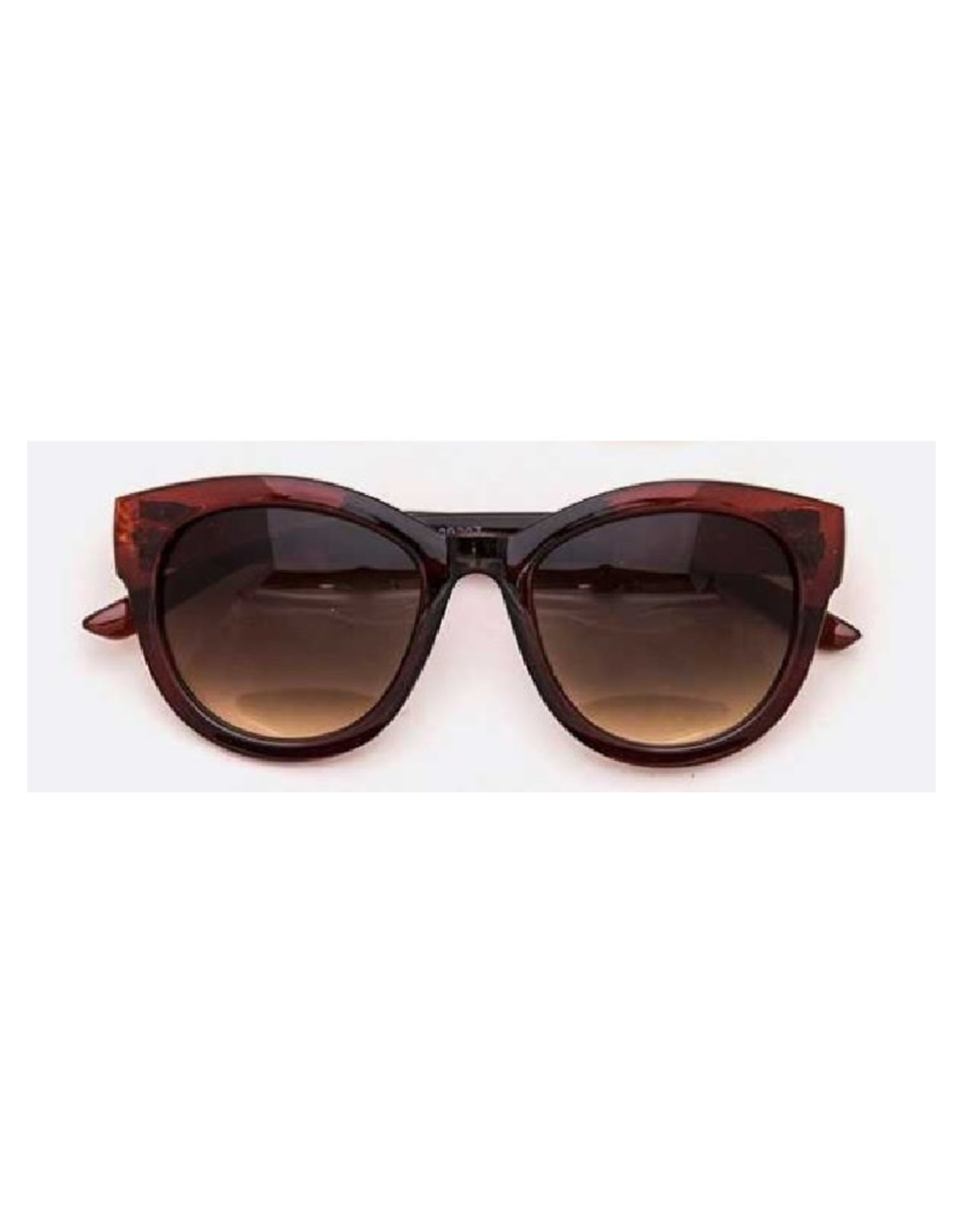 Sunglasses - Brown Frame