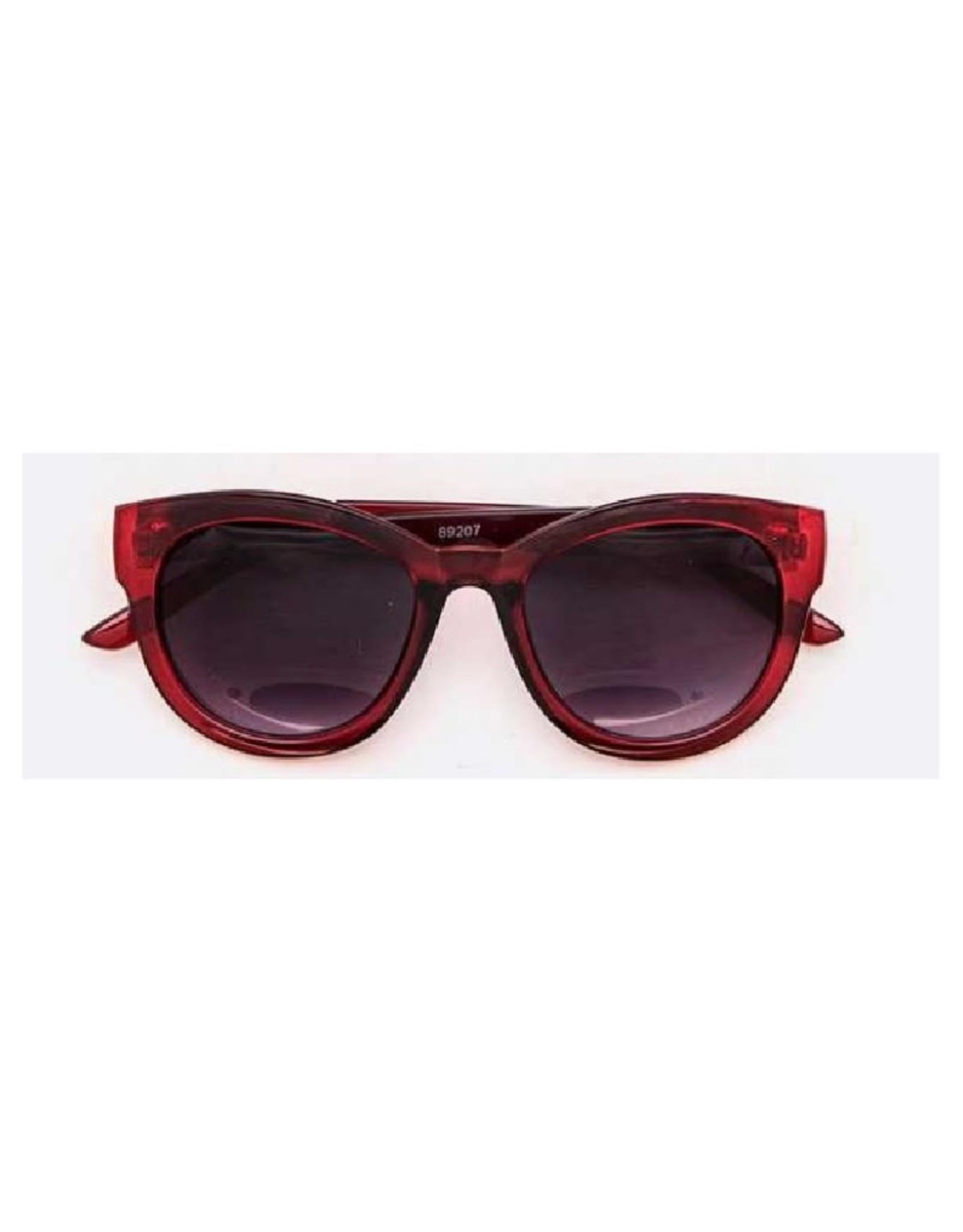 Sunglasses - Red Frame