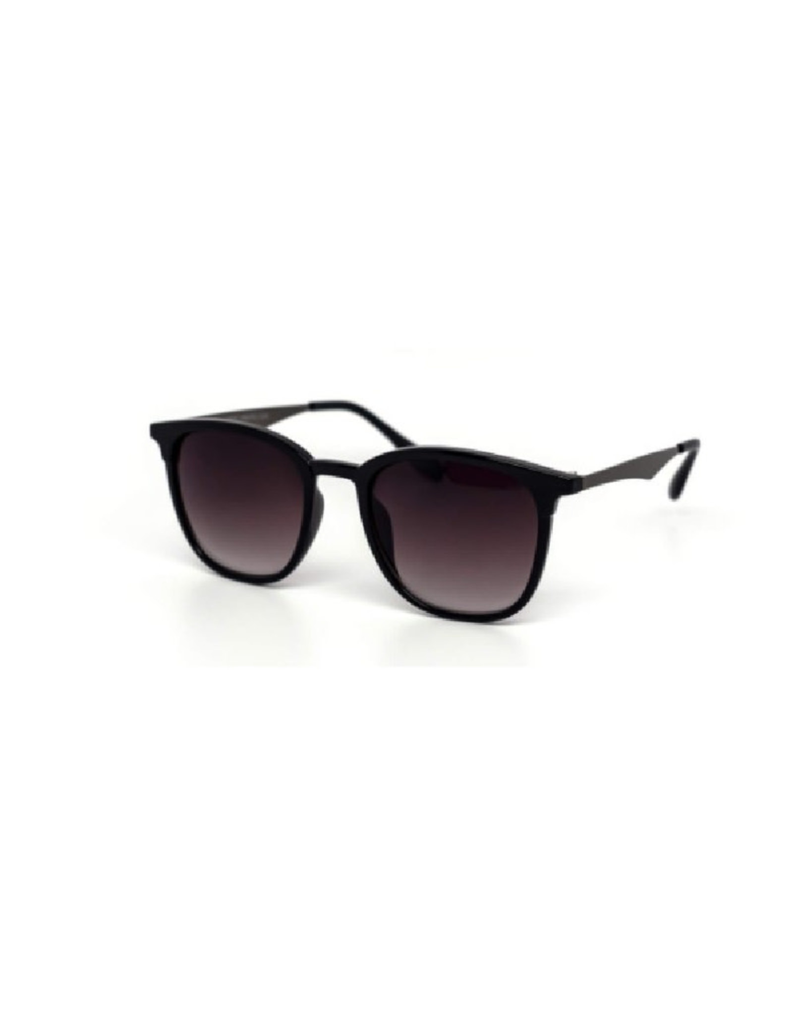Sunglasses - Black Frames with Black Temples