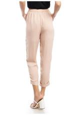 Capri Slim Leg Pants