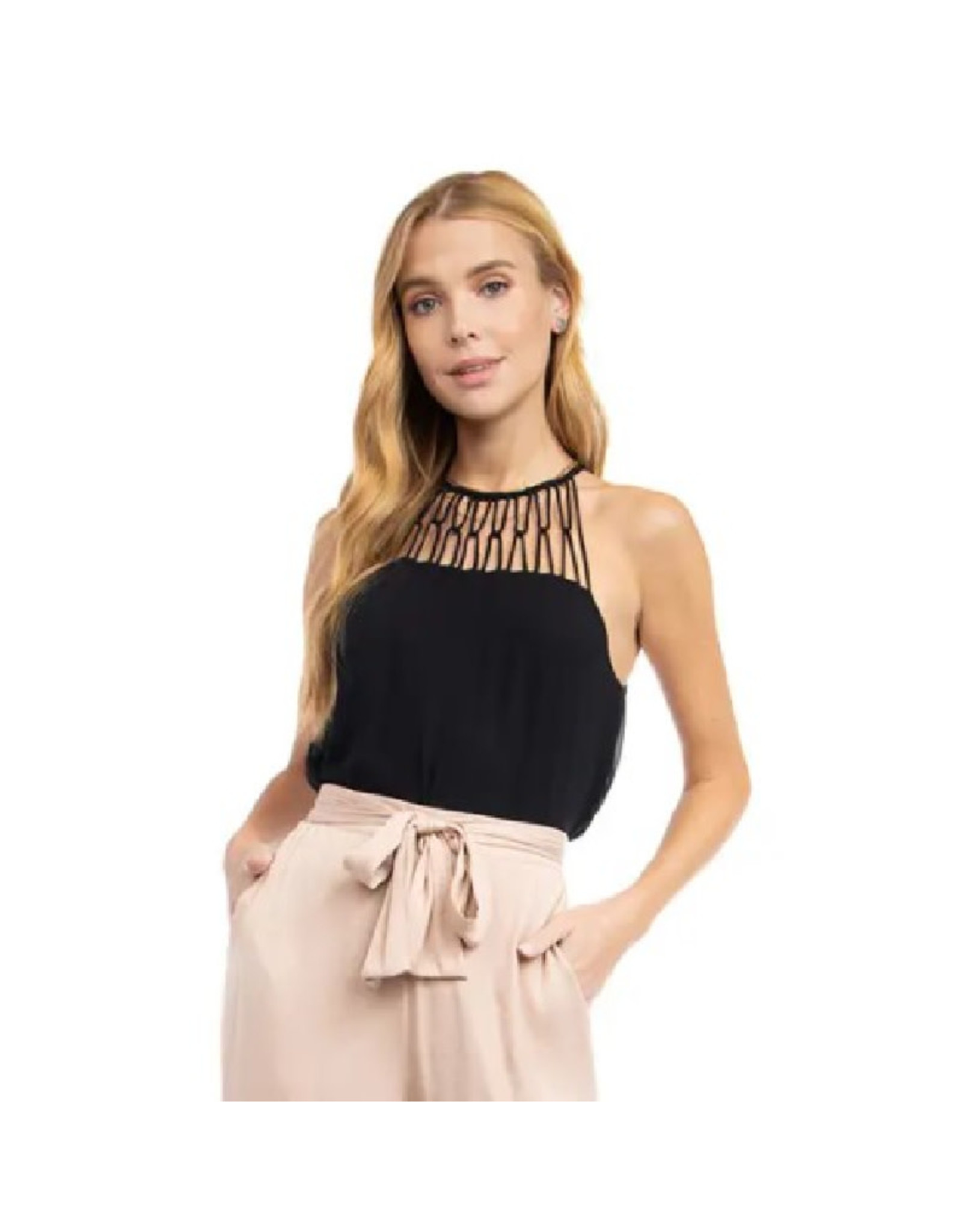 Loop Knotted Top