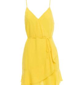 Sunshine Ruffle Dress