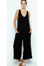 Loose Fitting Jumpsuit with Pockets