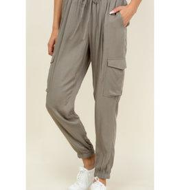 Soft Jogger Cargo Pants