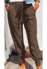 Breezy Leopard Joggers