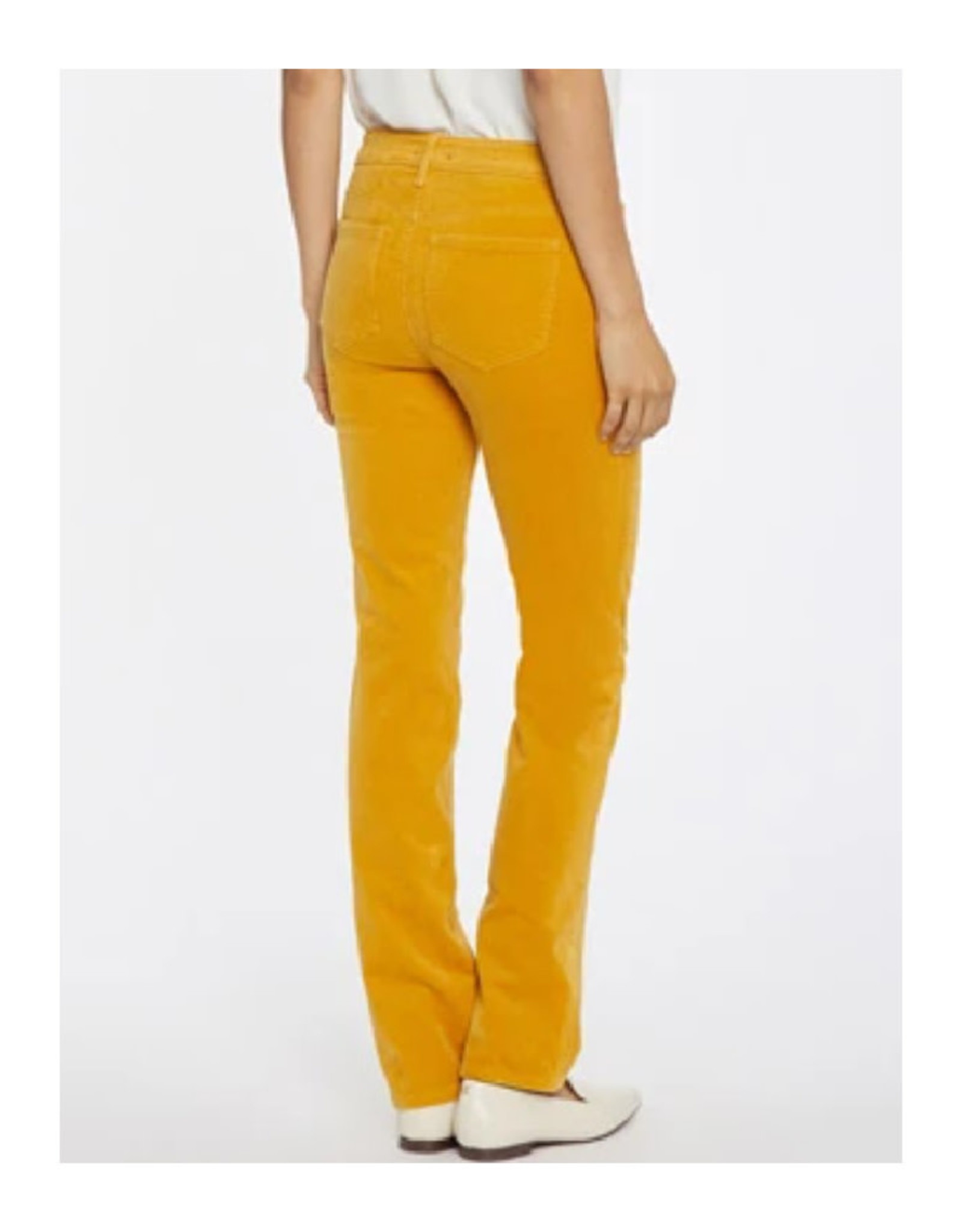 Sherri Slim Corduroy Pants in Honeycomb