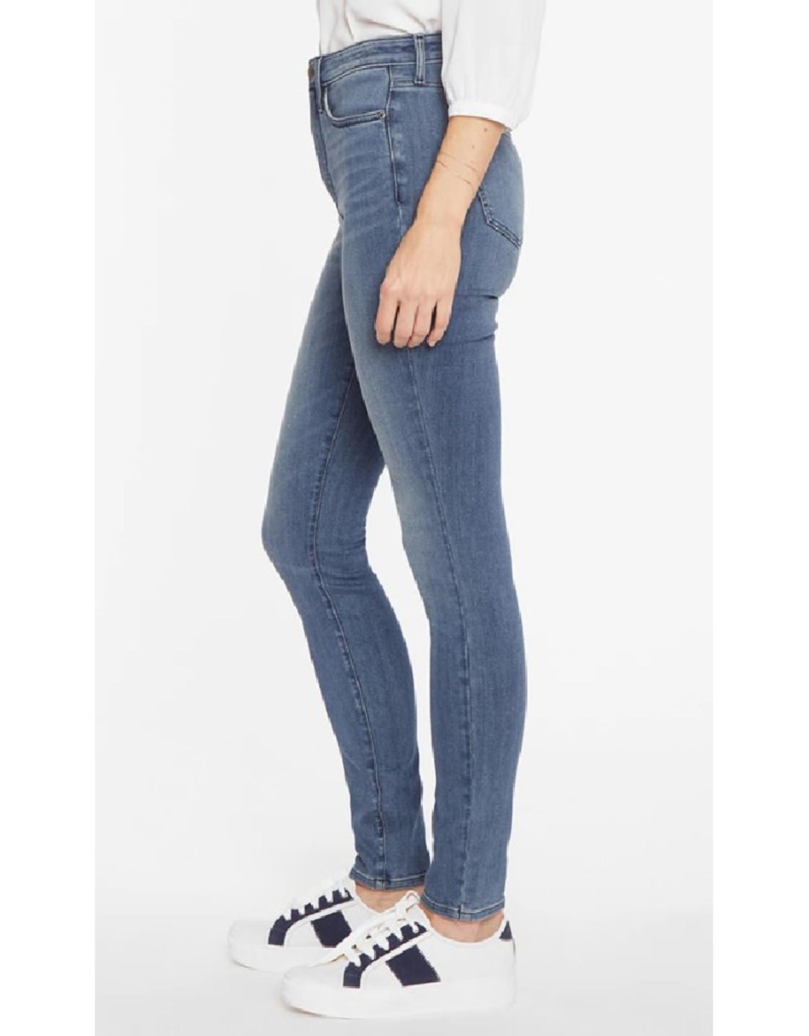High Rise Ami Skinny Jeans
