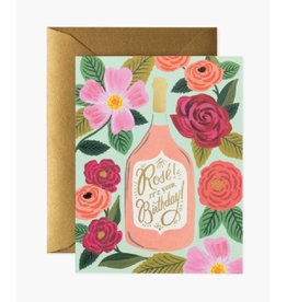 Rose It's Your Birthday Card