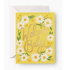 Daisy Baby Card