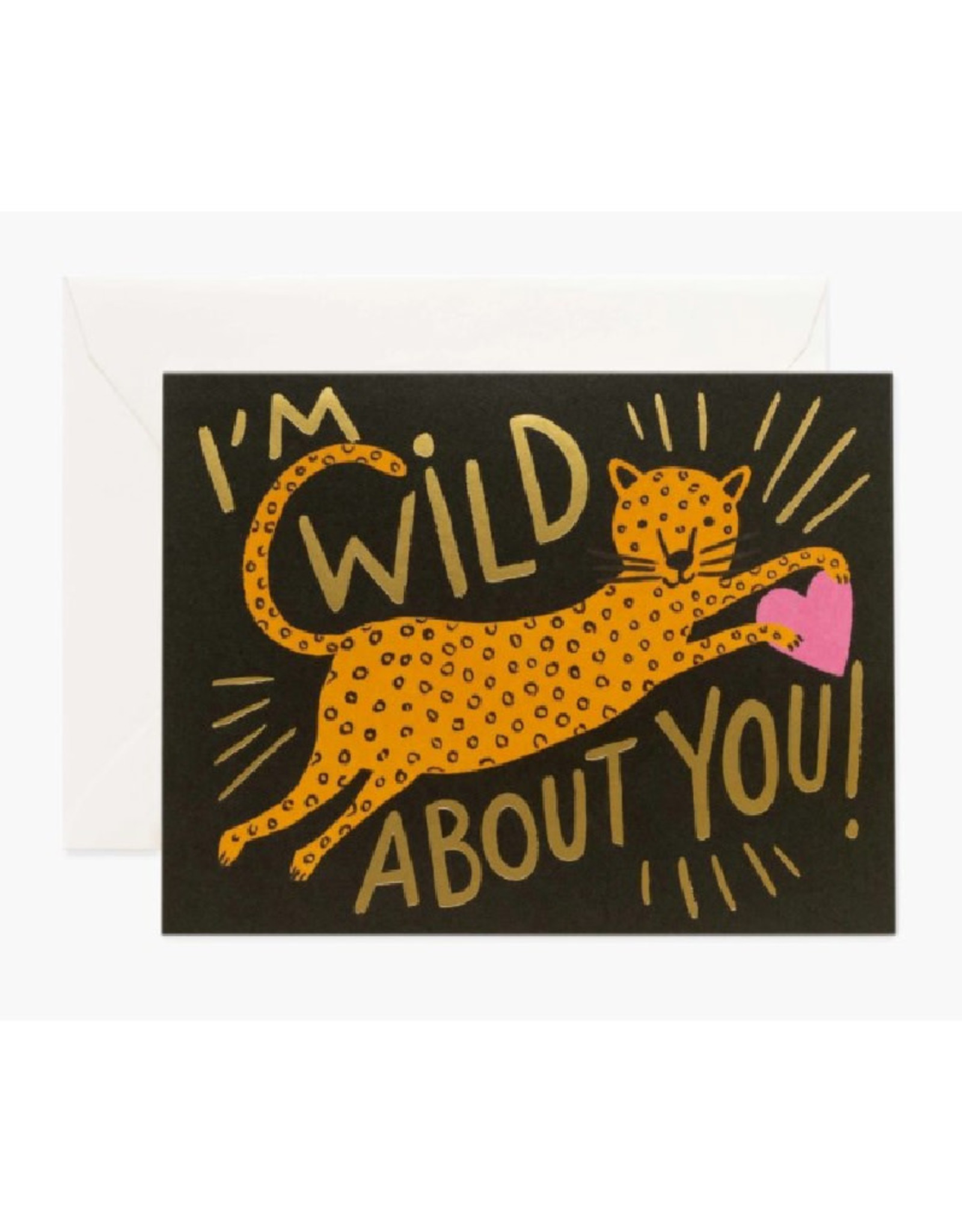 """""""Wild About You"""" Card"""