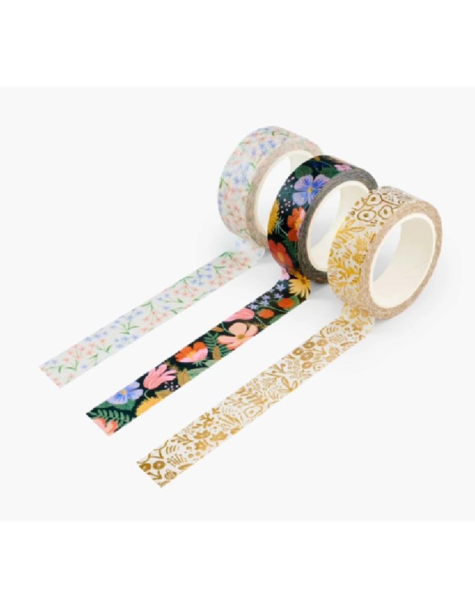 Paper Tape - Strawberry Fields