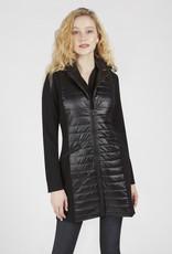Puffer Front Coat