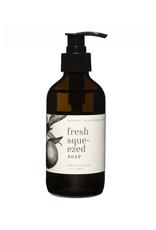Fresh Squeezed Soap -  8 oz.
