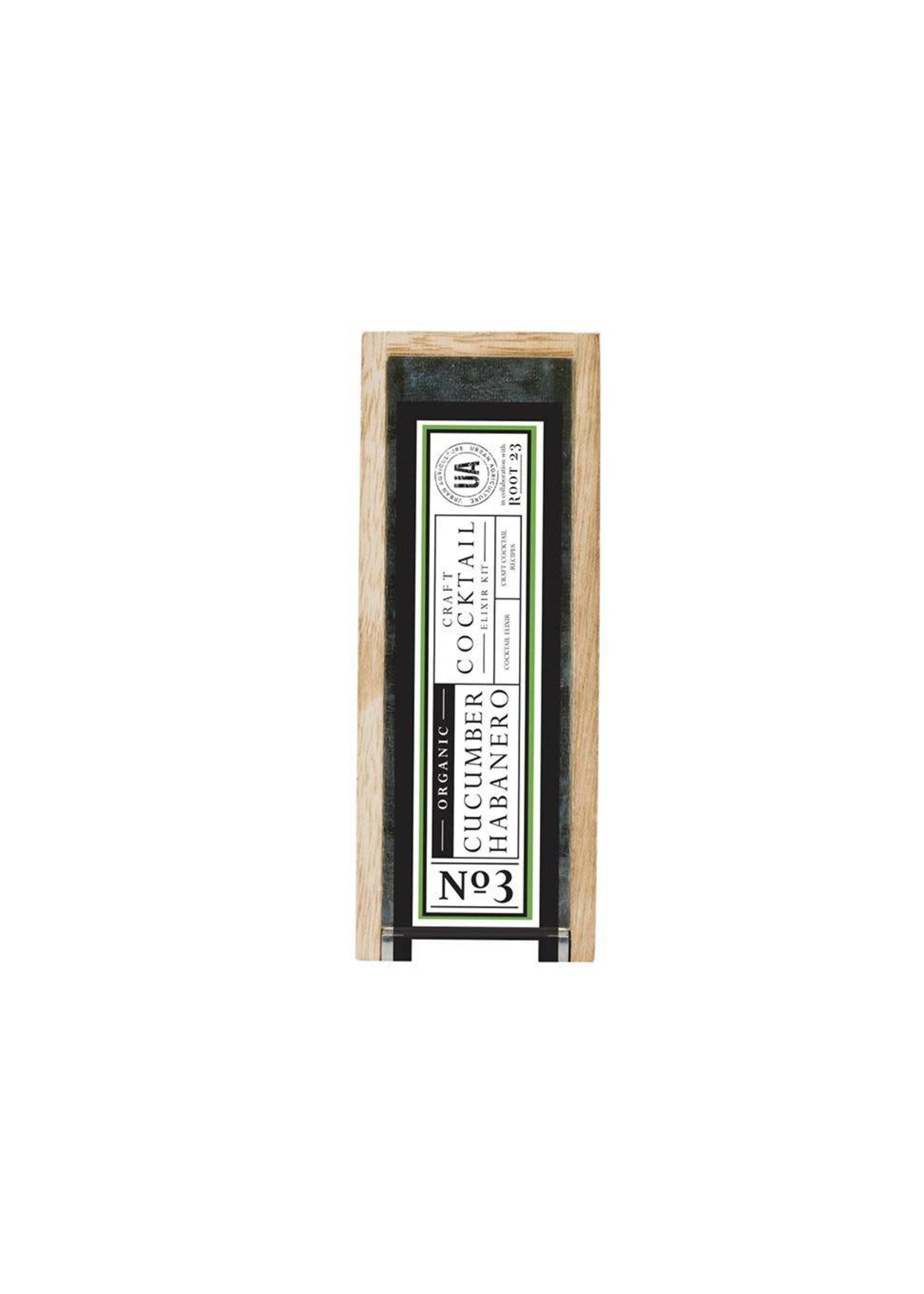 Cucumber Habanero Elixir