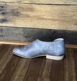 Harper D'Orsay Flat- grey