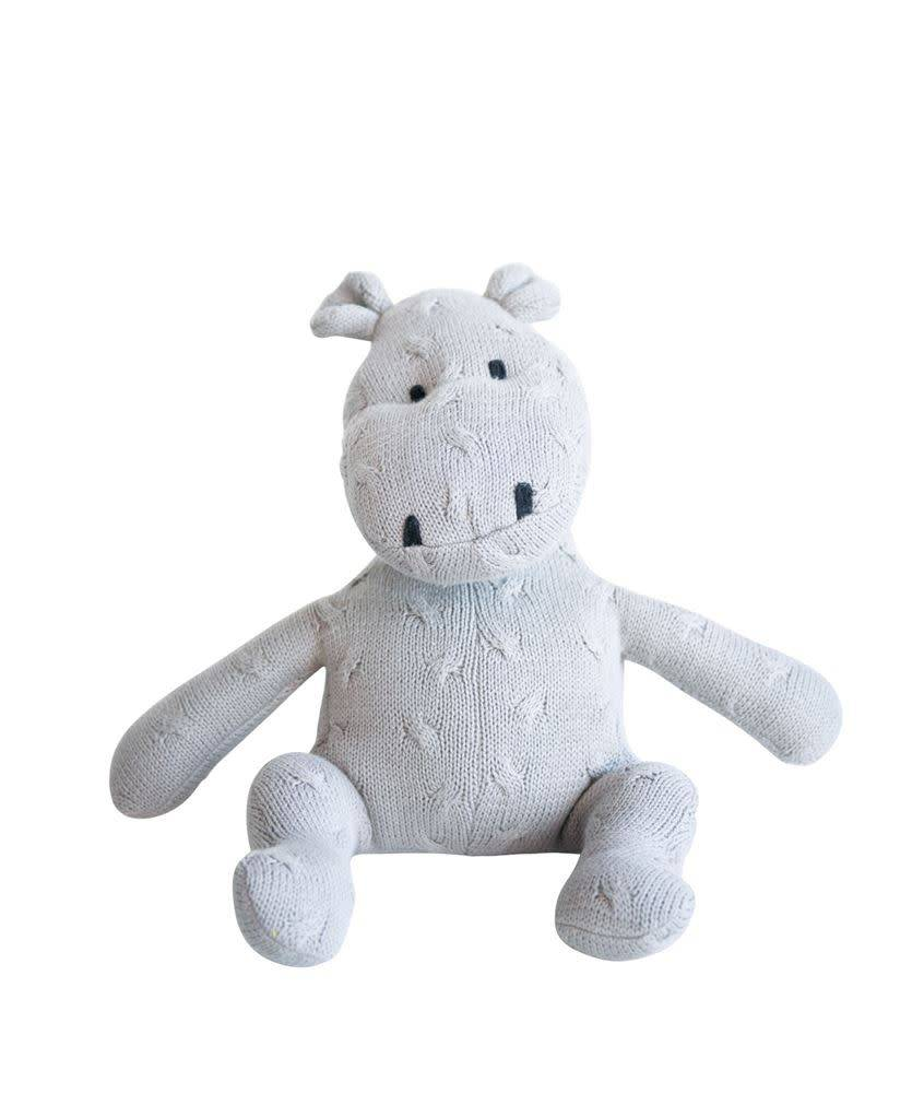 Cotton Knit Hippo