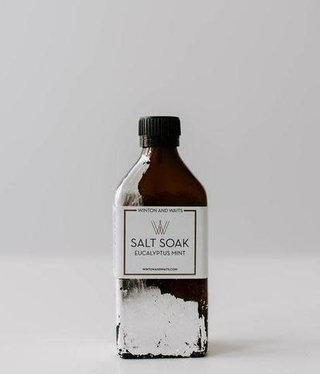 Winton and Waits Large Salt Soak