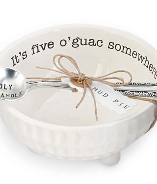 Guacamole Dip Set