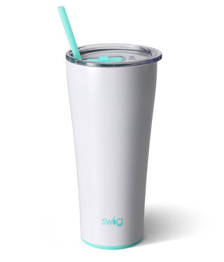 Swig Diamond White 32oz Tumbler