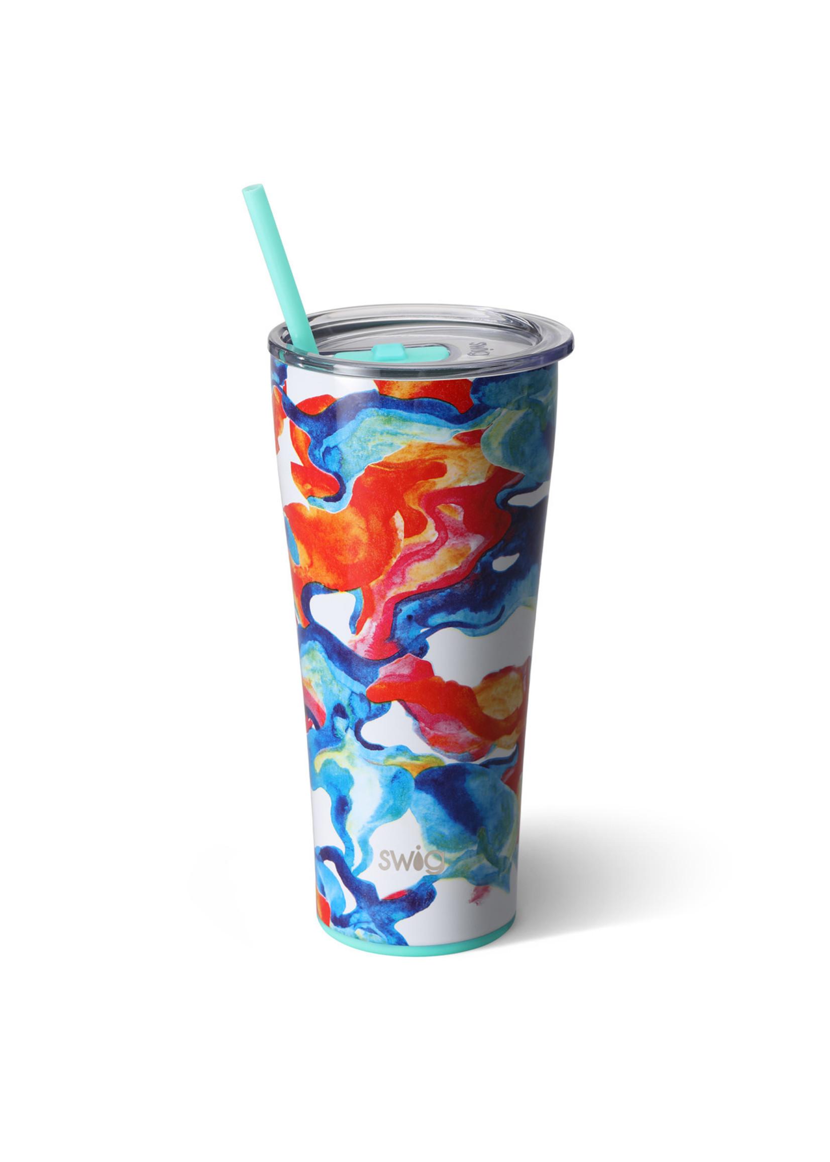 Swig Color Swirl 32oz Tumbler