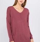 Butter Soft V-Neck Sweater