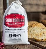Soberdough Cheesy Garlic Brew Bread