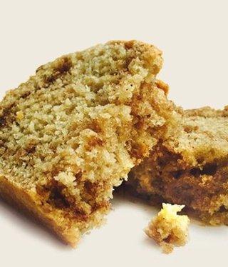 Soberdough Cinnamon Swirl Brew Bread