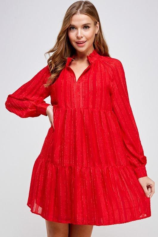 Be Mine Babydoll Dress